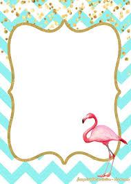 Etiquetas Kit De Flamingo Para Imprimir Buscar Con Google