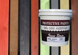 Stain By Protective Paints