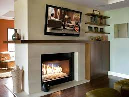 20 amazing fireplaces with tv above