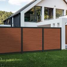 Freedom Artisan Privacy 6 Ft H X 6 Ft W Black Aluminum Fence Panel In The Vinyl Fence Panels Department At Lowes Com