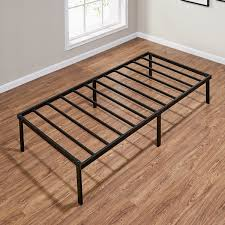 mainstays 14 heavy duty slat bed frame