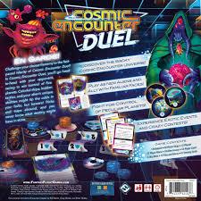 """Résultat de recherche d'images pour """"Cosmic Encounter Duel"""""""