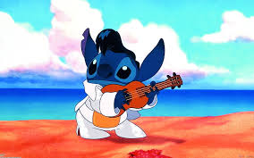 cartoons disney guitar lilo sch