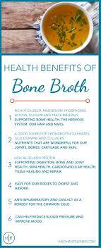 health benefits of bone broth simple