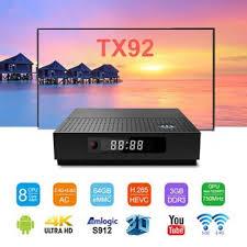 ihambing ang pinakabagong tx pro android tv box k amlogic s