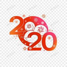 chúc mừng năm mới 2020 Hình ảnh | Định dạng hình ảnh PNG 401658114 ...