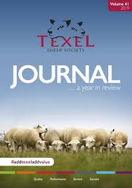 Texel Sheep Society 2019 Journal - A ...
