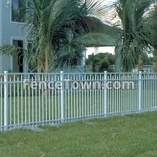 Jerith Style 200 Fence Panel 48h X 72 5w Aluminum Decorative Fence