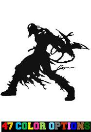Vinyl Decal Truck Car Sticker Laptop Videos Games God Of War Kratos Ebay