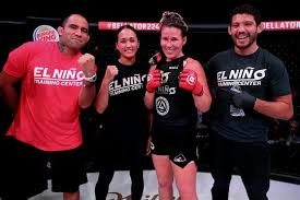 Leslie Smith vs. Arlene Blencowe Added to Bellator 233