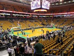 boston celtics loge seats