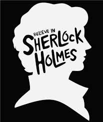Sherlock Believe In Sherlock Holmes Vinyl Die Cut Decal Sticker Texas Die Cuts