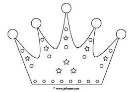 Mewarnai 212 Kleurplaat Verjaardag Kroon