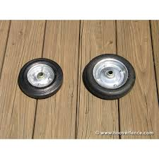 Chain Link Fence Rolling Gate Replacement Wheels Hoover Fence Co