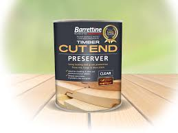 Timber Cladding End Cut Preserver Barrettine Products