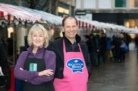 Scotland's First Farmers' Market Celebrates 20th Anniversary | The Scottish  Farmer