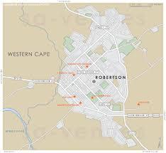 robertson map
