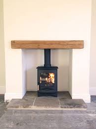 image result for wood burning stove on
