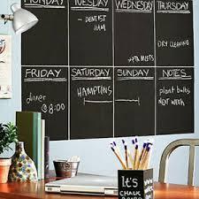 45 200cm Blackboard Removable Vinyl Wall Sticker Chalkboard Decal Chalk Board Au Ebay