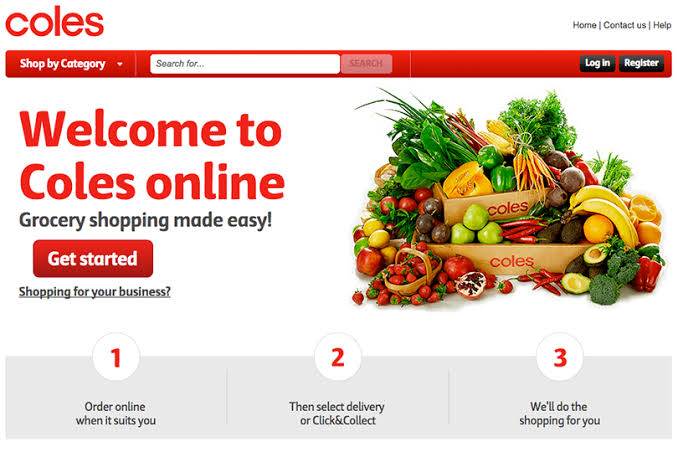 Coles Online | Save money on groceries | Beanstalk Mums