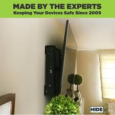 medium wide cable box wall mount