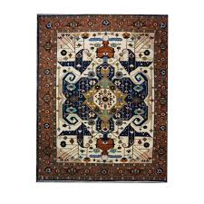 area rugs persian tabriz 12 x 18 wool