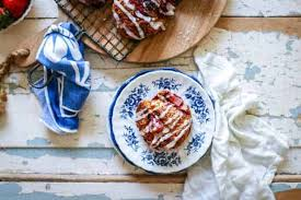 gluten free strawberry and cream scones