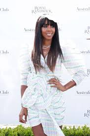 Kelly Rowland - Everest Race Day at ...