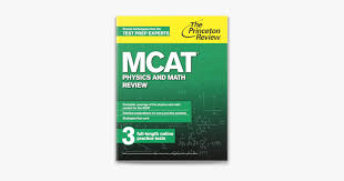 mcat physicath review on apple books