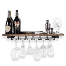 wine glass racks for wine enthusiast