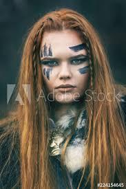 viking makeup for woman saubhaya makeup