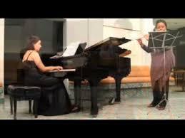 Jesu Joy of Man's Desiring, Myrtle Thomas and Jana Stuart - YouTube