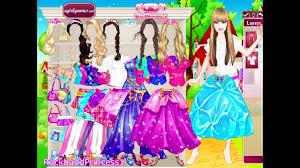 barbie princess charm makeup and