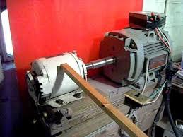 three phase rotary power converter