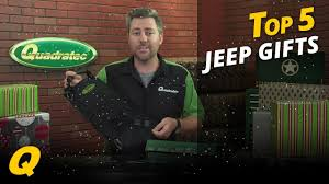 top 5 jeep wrangler gifts for 2017