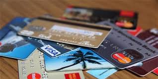31 percent of credit card holders aren