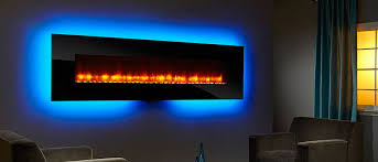 electric fireplaces from heat
