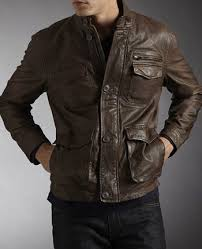 leather jackets why wear a leather jacket