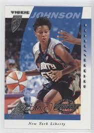 1997 Pinnacle Inside WNBA - [Base] #53 - Vickie Johnson
