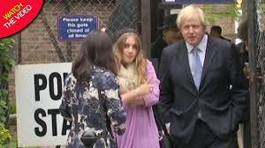 Meet Boris Johnson's children ...