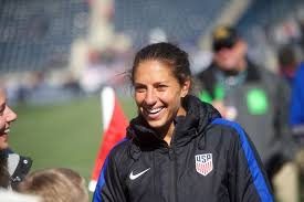 Carli Lloyd: Why I'm Fighting for Equal Pay - The New York Times