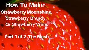 moonshine whiskey mash