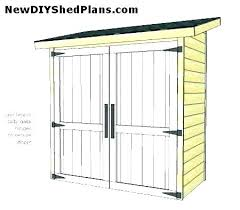 small shed designs scale cow design