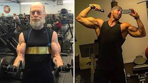 J.K. Simmons' Trainer Reveals How the Star Got Huge Ahead of 'Justice  League' | Hollywood Reporter
