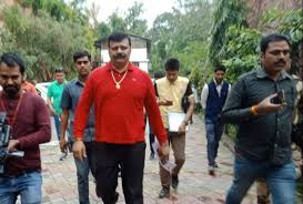 BJP MLA Pravin Singh 'Champion' asks for more security cover - Opindia News