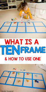 ten frame what it is and why it