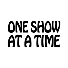 One Show At A Time Vinyl Decal Sticker Grateful Dead Jerry Etsy