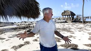 Hyde: Jimmy Johnson rebuilds paradise, says of Upper Keys, 'We're ...