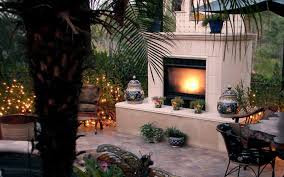 awesome unique outdoor fireplace that