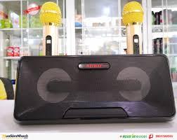 Loa Bluetooth Karaoke Mini SD-301 + Tặng Kèm 2 Mic, Mới 100%, Giá: 790.000  - 0901388365, Cần bán/Dịch vụ , id-ed0b0000